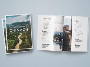 """""""Jak Podróżować Po Chinach"""" e-book"""